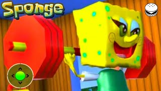 SCARY SPONGE Neighbor 3D - Secret Escape Games [Android - IOS] Gameplay - Walkthrough