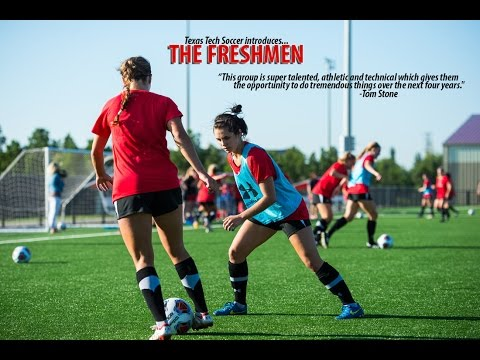 Texas Tech Soccer: Meet the Freshmen