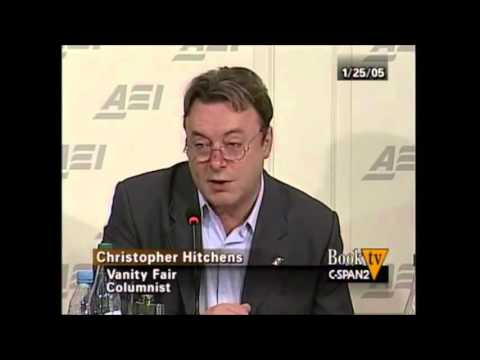 25 Minutes of Christopher Hitchens Reciting Poetry