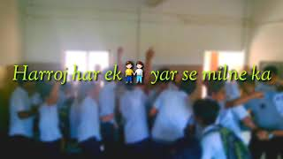 School life is best 🏢🏢🕔🕔💫