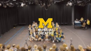 Senior Entrance - MT20 - University of Michigan Musical Theatre