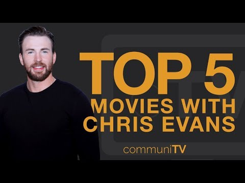TOP 5: Chris Evans Movies (Without Avengers)
