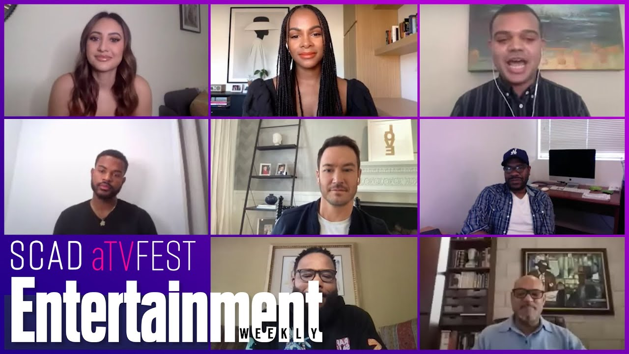 SCAD aTV Fest 2021: A Conversation with the Stars of the '-ish