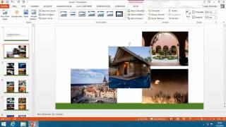 PowerPoint ile Fotoğraf Albümü Tasarlamak