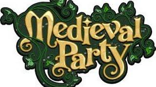 Club Penguin Rewritten: Medieval Party Walkthrough + New Code!