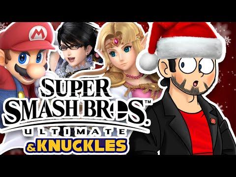 Super Smash Bros. Ultimate & Knuckles - Marc Lovallo