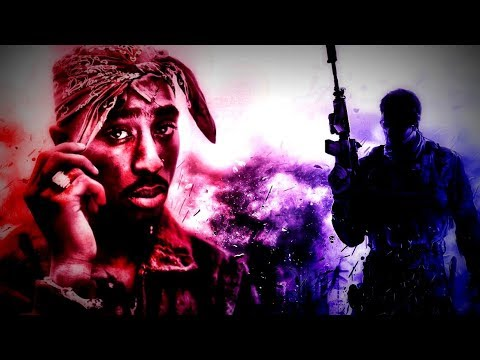 2Pac - West Side Ridaz (NEW 2018) M.K.R