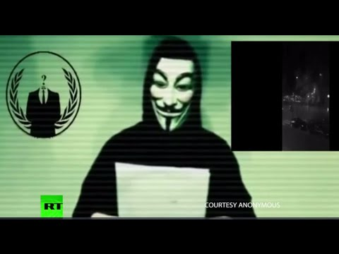 Silicon Protection? Anonymous accuses firm of protecting ISIS websites
