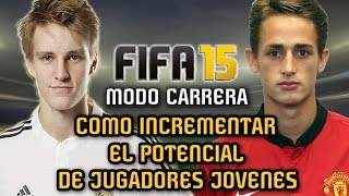 Video Como INCREMENTAR el POTENCIAL de tus JUGADORES - Modo Carrera FIFA 15 download MP3, 3GP, MP4, WEBM, AVI, FLV April 2018