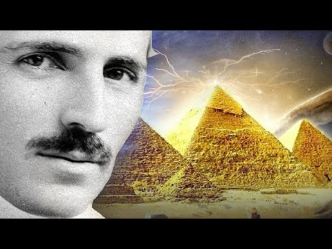 Why was Tesla obsessed with the pyramids ?