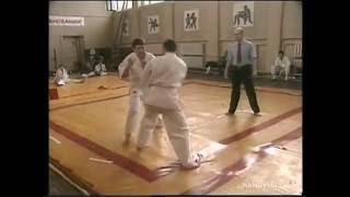 Соревнования Эншин карате Санкт Перебрург 2005 05 15
