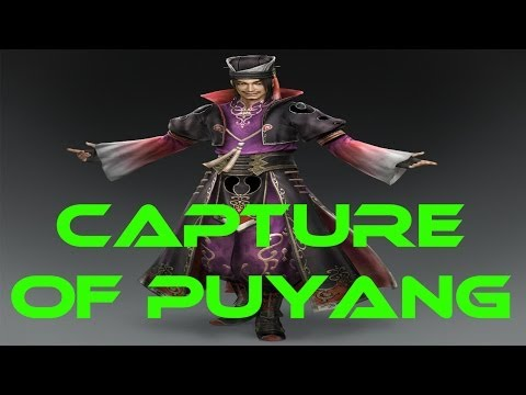 Dynasty Warriors 8 Xtreme Legends - Capture of Puyang