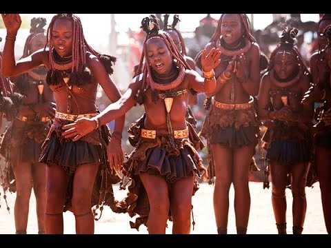 types of west african dance