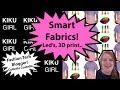 Smart Fabrics Future Fashion Clothing Textiles STEM - Fashion Technology Review