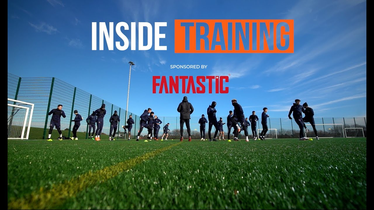 Inside Training | Players await return to match action