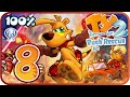 Ty the Tasmanian Tiger 2: Bush Rescue HD 100% Walkthrough Part 8 (PS4) Southern Rivers Missions