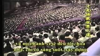 Chương trình truyền hình Thanh Hải Vô Thượng Sư  Aug 1999   ( kỳ 04 )