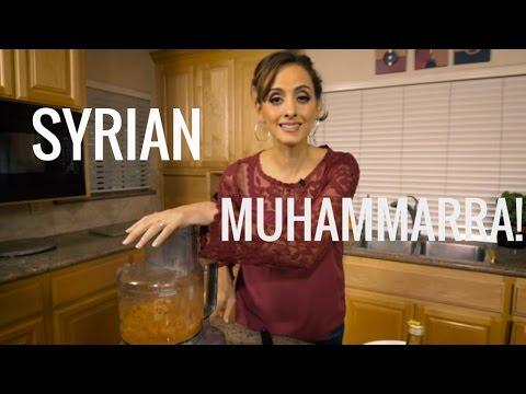 MuhammaraUltimate Vegan Syrian Dip! المحمرة