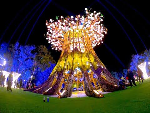 2020台灣燈會-森生守護-光之樹