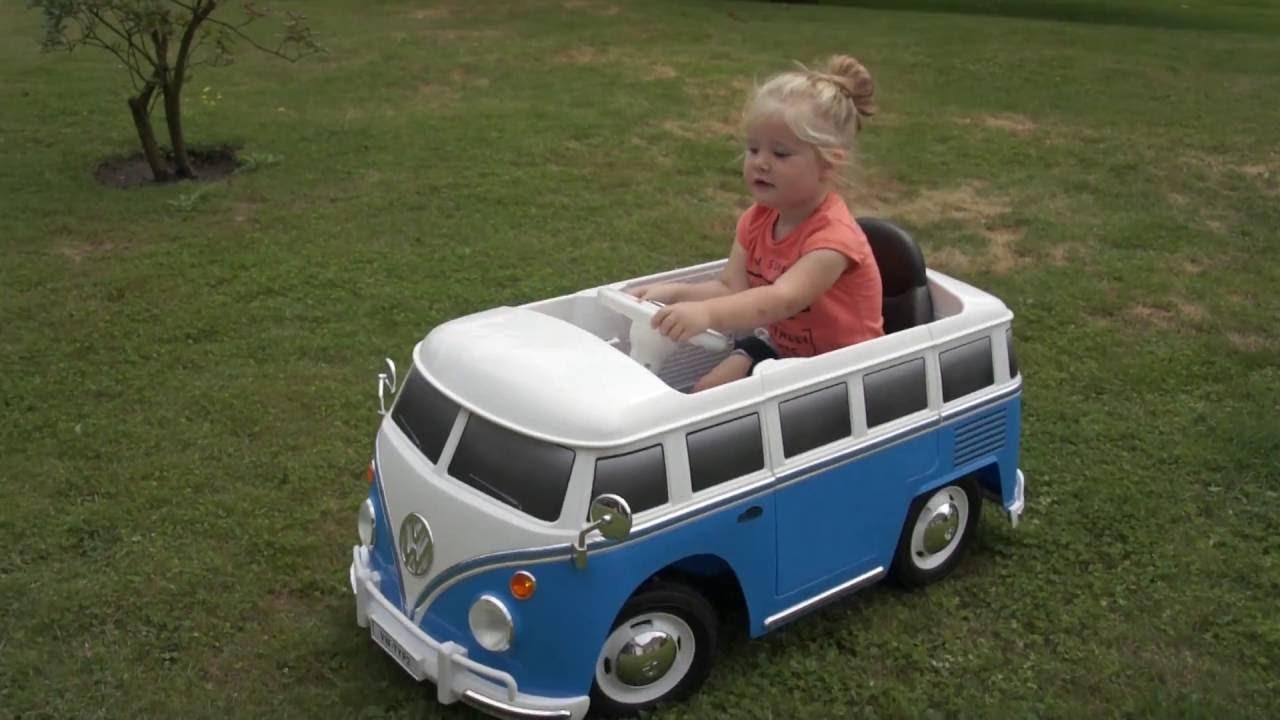 Service Best International Vw T1 Van Toy Car Rc Youtube