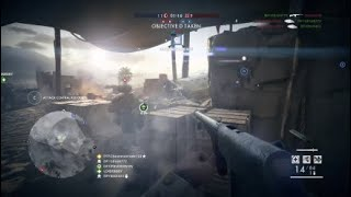 BATTLEFIELD 1 Gameplay With Bf Viking. Part 2