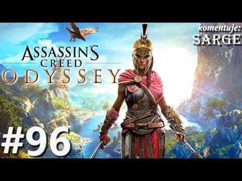 Zagrajmy w Assassin's Creed Odyssey PL odc. 96 - Uparty muł