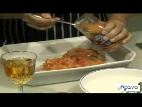 Cocinar merluza al horno youtube for Cocinar pez espada al horno