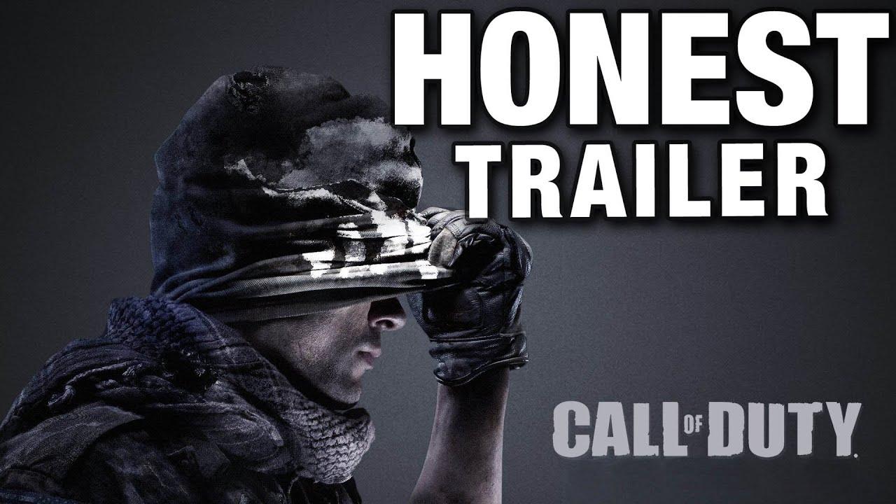 CALL OF DUTY: MODERN WARFARE (Honest Game Trailers) - YouTube