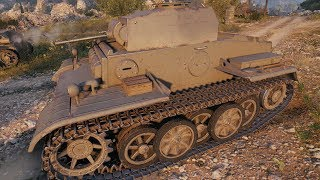 WoT Pz.Kpfw. II Ausf. J ***13 frags*** To Hard To Kill - Mines
