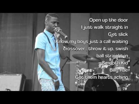 J.A.B.S - I'm Back (Slick Rick- Mona Lisa Freestyle) LYRIC VIDEO