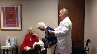 Geriatric Care from Your Houston Chiropractor Dr Gregory Johnson The Best Chiropractor in Houuston