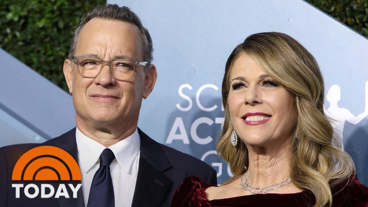 Tom Hanks And Rita Wilson Leave Hospital; Idris Elba Tests Positive For Coronavirus | TODAY