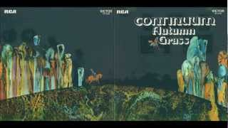CONTINUUM -- Autumn Grass -- 1971