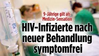 HIV-Infizierte nach Behandlung symptomfrei / Polizei sucht Kettensägen-Mann - 25.07.2017