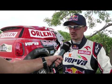 Dakar 2016: Adam Małysz w najtrudniejszym rajdzie świata