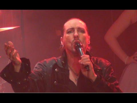 Therion -  Draconian Trilogy - Live  Le Trabendo - Paris 2013