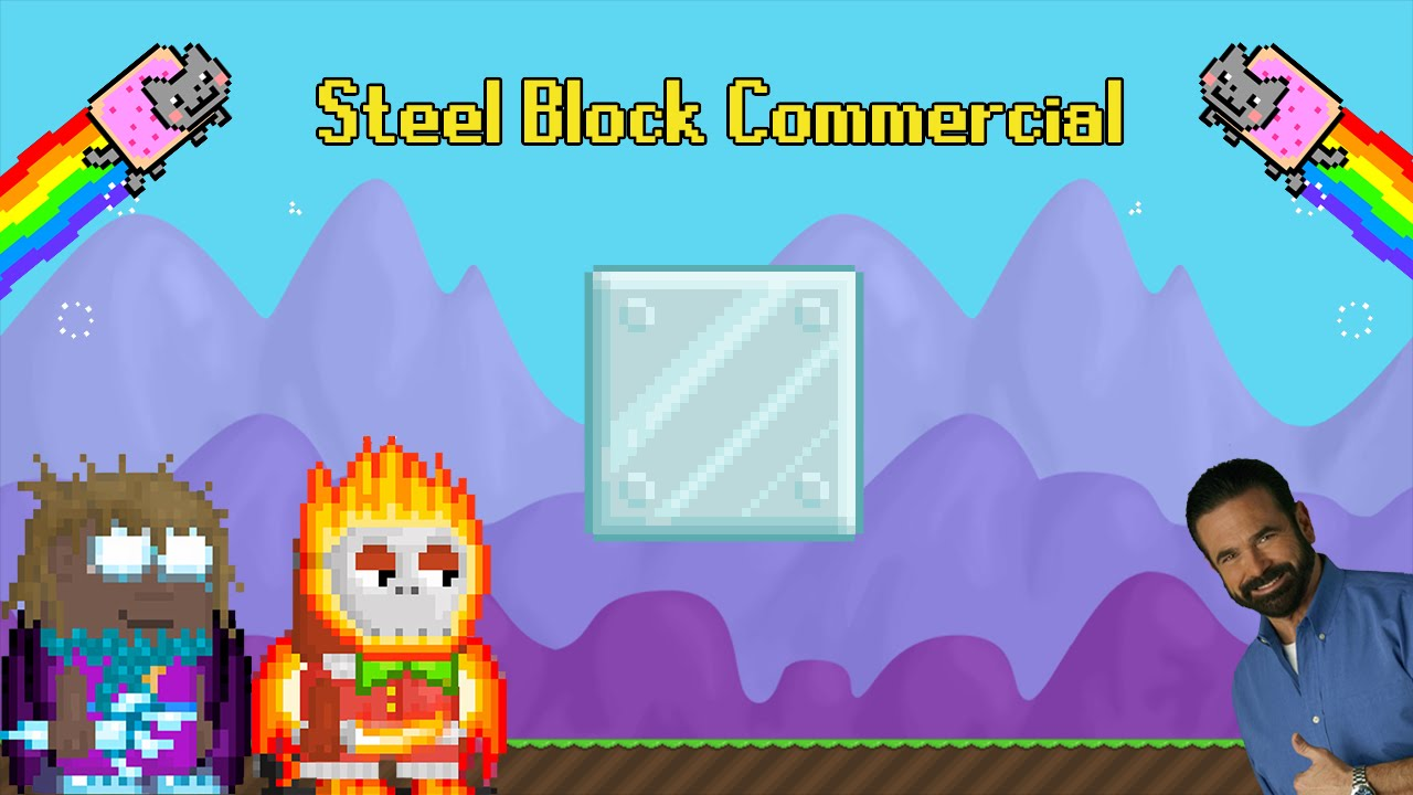 Steel Chair Growtopia Modern Wingback Grownoobshow Block Commercial Youtube