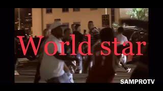 GANG FIGHT IN LA (WORLD STAR)