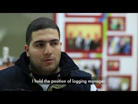 Success Story: Ali - Education For Employment Jordan