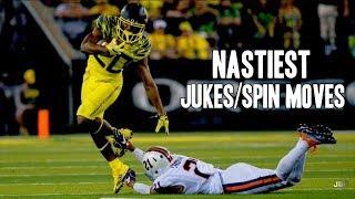 Nastiest JukesSpin Moves of the 2016-17 College Football Season
