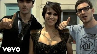 DEV Bass Down Low Behind The Scenes Ft The Cataracs