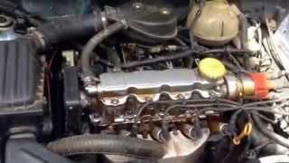 Démarrage Opel Corsa B 1.4i Viva.
