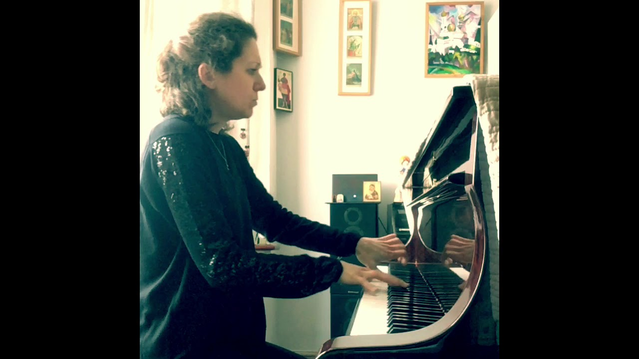 Lockdown Pianist Alphabet: A