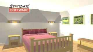 TurboFLOORPLAN Dům & Interiér & Zahrada od ŠPINAR software