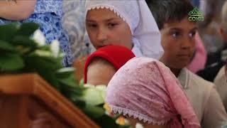 Храм Сургутского женского монастыря в честь иконы Божией Матери «Умиление» готовится к освящению.