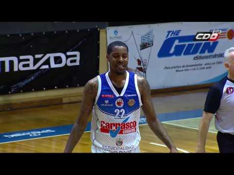 Liga DIRECTV by Spalding: UC 81-91 Osorno Básquetbol