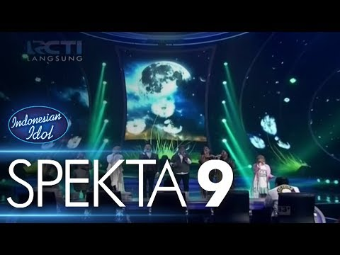 SHANE FILAN ft. ALL CONTESTANTS - NEED YOU NOW - Spekta Show Top 7 - Indonesian Idol 2018