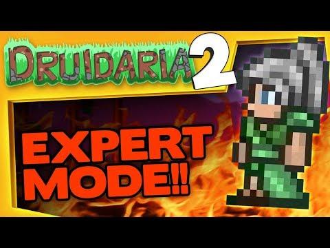 Terraria Season 2 #27 - We Activate Expert Mode