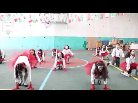 Baile Moderno / Sección Primaria