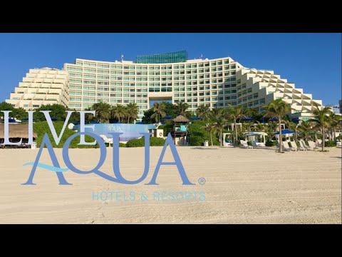 Live Aqua Beach Resort Cancun   EL MEJOR HOTEL SOLO PARA ADULTOS DE CANCUN